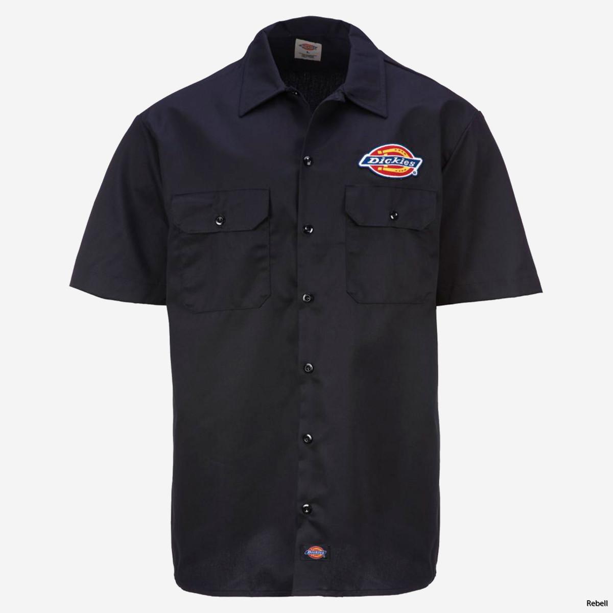 clintondale dickies dickies skjorta rebell rebellclothes attityd rock rockabilly