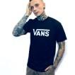 Vans Tshirt classic svart unisex