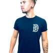 Depalma T-shirt nyhet Dp72 navy unisex