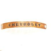 rebell smycke Läder armband chevrolet