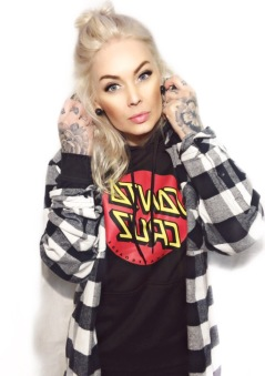 Santa Cruz hoodie med luva svart bas unisex