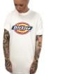 Dickies varnell tshirtklänning vit