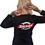Dickies tunn baseball svart ruston hästsko svart unisex