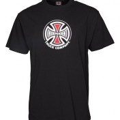 Independent Tshirt svart orginal bas unisex