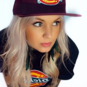 Dickies Keps Muldoon Maroon