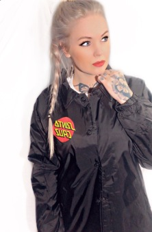 Santa Cruz Jacket Classic Dot Coach jacka unisex