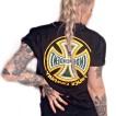 Independent Tshirt spectrum truck svart unisex