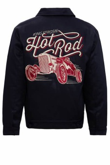 King Kerosin worker jacket hotrod