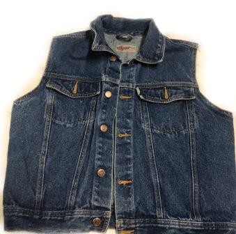Junk Jeansväst suzy