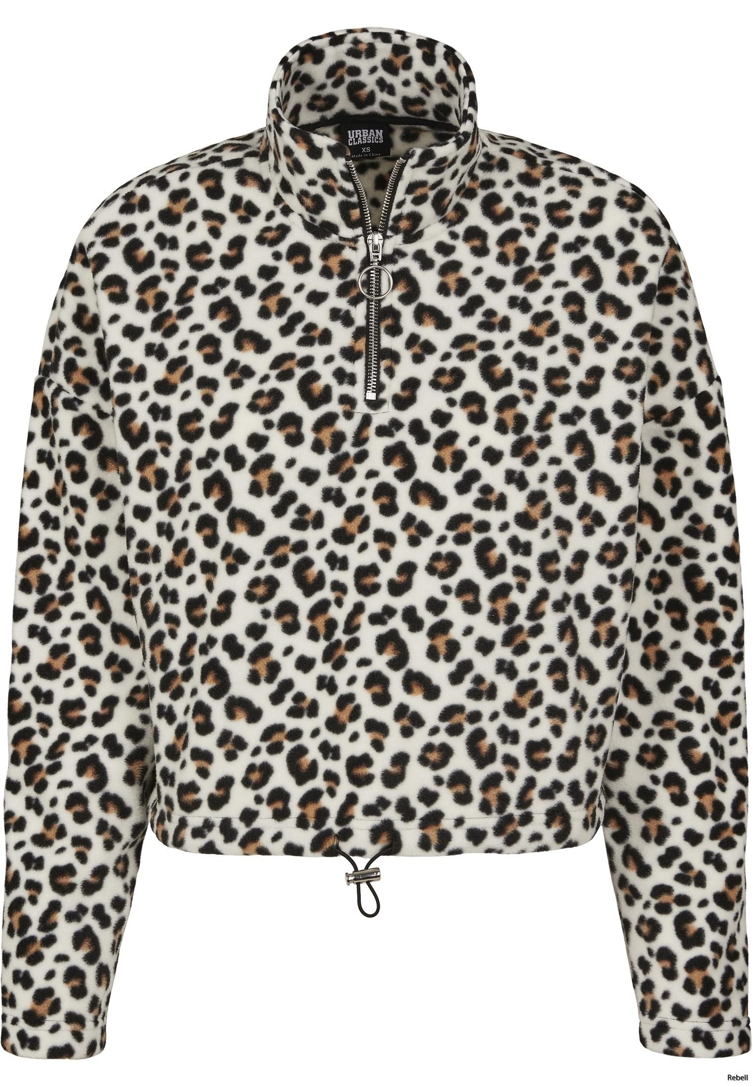 leopard fleece rebell