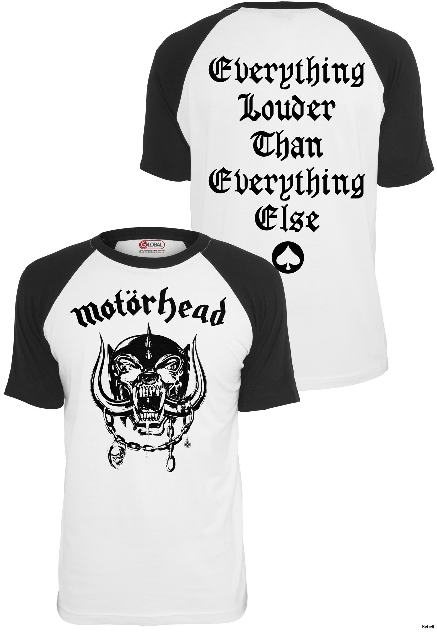 motorhead motörhead rock merch band rockstar