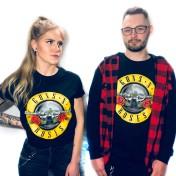 URBAN Classic guns n roses svart tshirt unisex