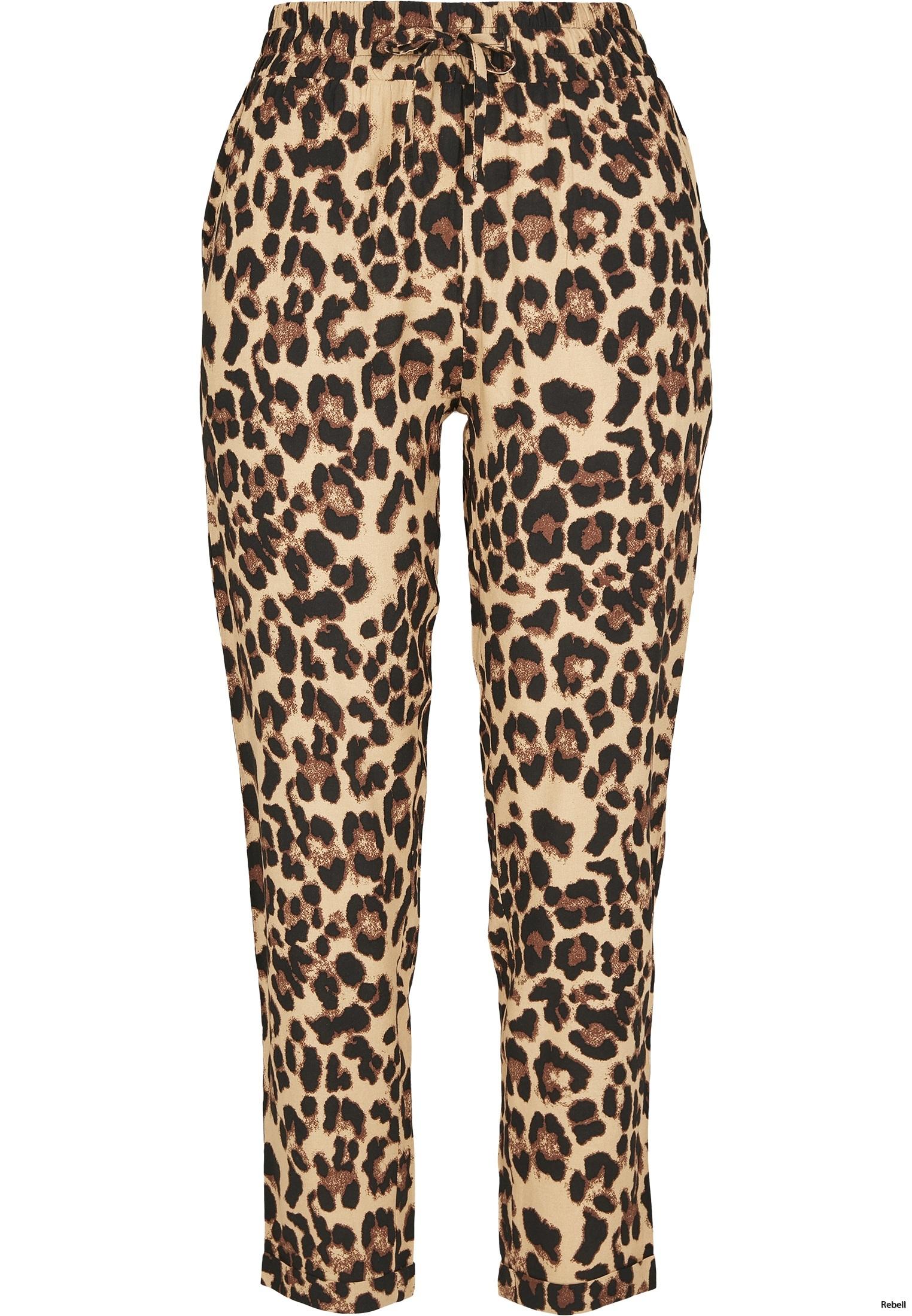 leopard leopardbyxor leopard leggings rebell rebellclothes