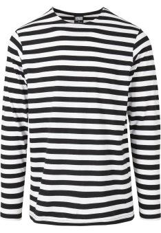 Rebell  urbanclassic tunn svartvit tröja unisex