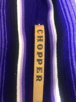 rebell smycke Läder armband CHOPPER LJUS