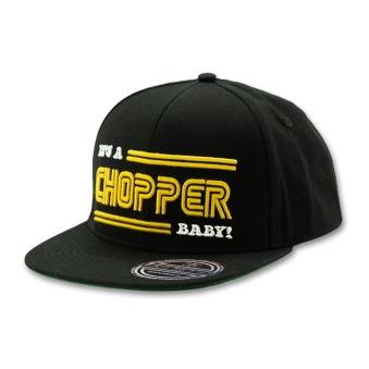 13½  its a chopper baby svart keps