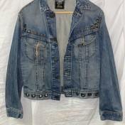 Junk  jeansjacka Lee Dam L