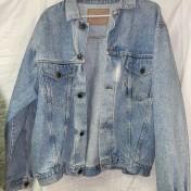 Junk  jeansjacka Rocky underbar färg herr L