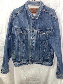 Junk  jeansjacka crocker xl vintage