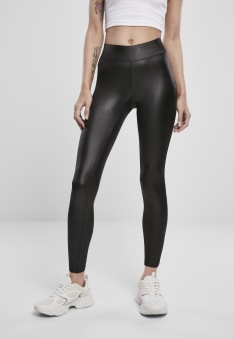 URBAN Classic syntetiska läder leggings
