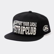 King Kerosin Keps support local stripclub