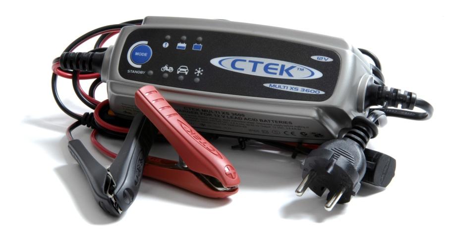 CTEK - Batteriladdare