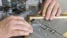 Ramtillverkning - Ram och Passapartout