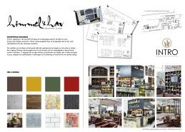 Inredning Restaurang av INTRO, @introinterior, himmel & hav, Arlanda, Helhetskoncept