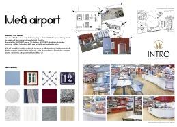 Inredning Luleå airport av INTRO, @introinterior, Inredning, arkitekt, projektering