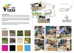 Inredning Restaurang, Inredning, Interior, Café Tukan, Universeum, INTRO, @introinterior