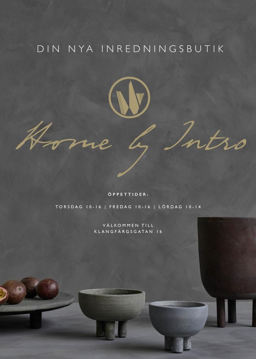 Inredning, Inredningsbutik i Göteborg, Interior, Interiorshop, Design, Home by Intro