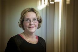 Efter tolv år som förbundschef i Östra Södertörn går Ritva Widgren i pension