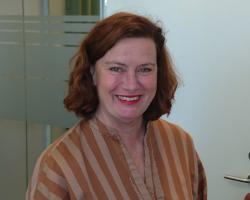 Eva Magnusson, förbundschefen som jobbskuggades av nyfiken deltagare