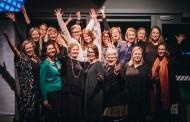 Avslutning för Ladies of FMCGs första mentorprogram.