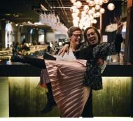 Adept Julia Kronlund och mentor Siri Wikander deltog i Ladies första mentorprogram.