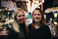 Adept Tess Humble Dillner och mentor Eva Pettersson deltog i Ladies första mentorprogram.
