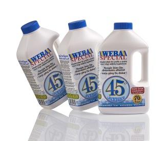 WEBA Special maskindiskmedel 3-pack