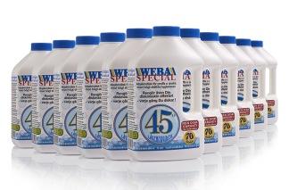 WEBA Special maskindiskmedel 11-pack