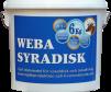 WEBA SYRADISK avsett för mjölkproducenter Hink om 6 Kg. KLIMATSMART DISK. - WEBA SYRADISK