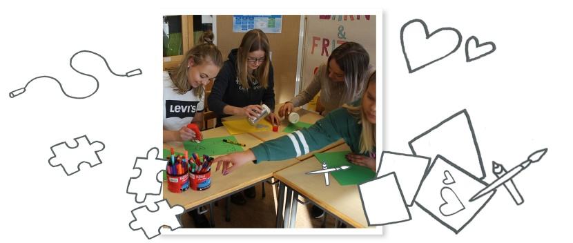 Barn och fritid på Martin Kochgymnasiet i Hedemora