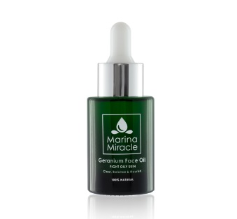 Geranium Face Oil Marina Miracle - 28ml
