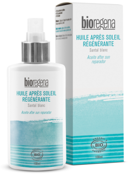 After-sun regenerating body oil Bioregena