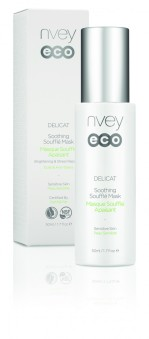 DELICAT Soothing Soufflé Mask NVEY ECO SKIN CARE