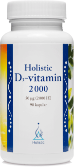 D3 Vitamin 2000 Holistic