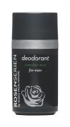 Deodorant för män Rosenserien