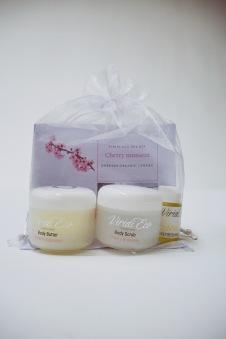SPA-kit Cherry Moment Viridi Eco - Cherry Blossom