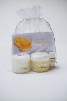 SPA-kit Feel the energy (citrus) Viridi Eco - Citrus