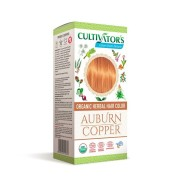 Cultivator´s Organic Hair Colour Auburn Copper