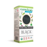 Cultivator´s Organic Hair Colour Black
