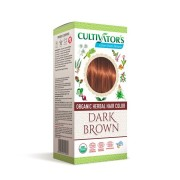 Cultivator´s Organic Hair Colour Dark Brown